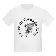 Tornado Alley Kids T-Shirt
