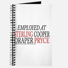 Employed at Sterling Cooper Journal