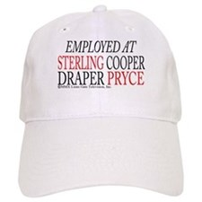 Employed at Sterling Cooper Baseball Cap
