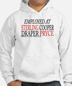 Employed at Sterling Cooper Hoodie
