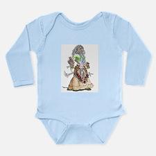 Shaman Long Sleeve Infant Bodysuit