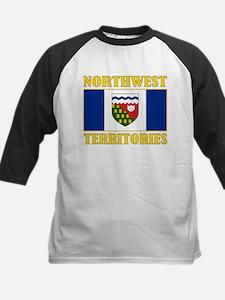 Northwest Territories Kids Baseball Jersey