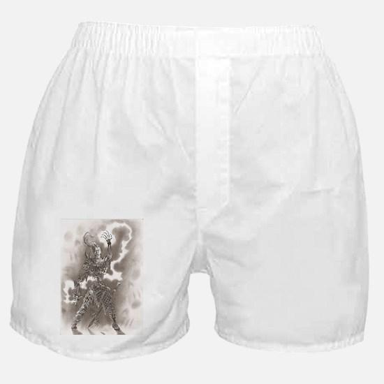 Cute Necro Boxer Shorts