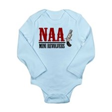 NAA Old West Long Sleeve Infant Bodysuit