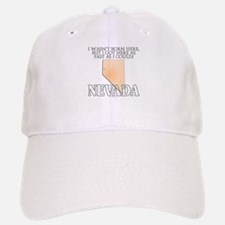 Got here fast! Nevada Baseball Baseball Cap
