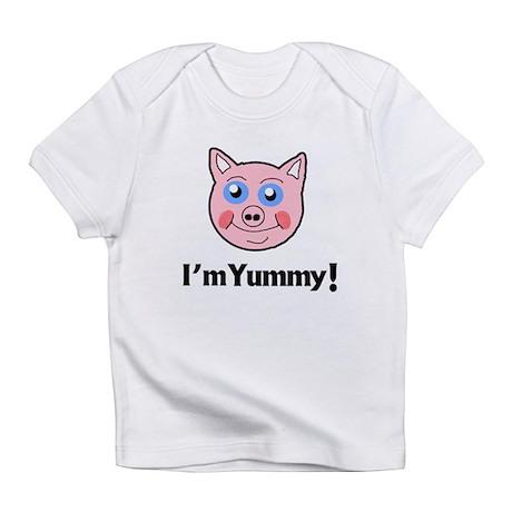 I'm Yummy Pig Infant T-Shirt