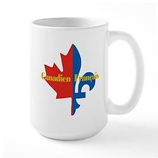 Canadien Francais 3 Mug