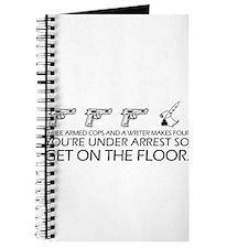 """""""Get On The Floor"""" Journal"""