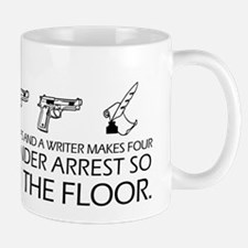 """""""Get On The Floor"""" Mug"""