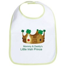 Irish Prince/Mommy/Daddy Bib
