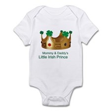 Irish Prince/Mommy/Daddy Infant Bodysuit