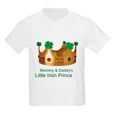 Irish Prince/Mommy/Daddy T-Shirt