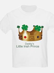 Little Irish Prince/Daddy T-Shirt