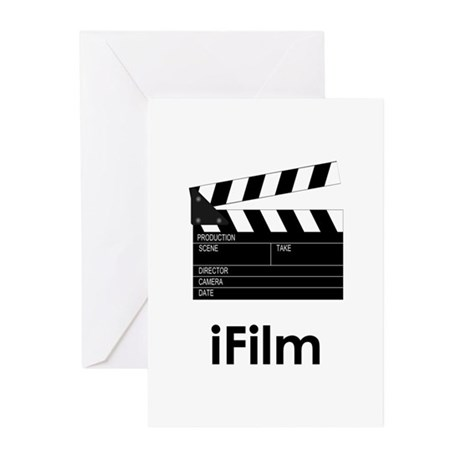 iFilm Greeting Cards (Pk of 10)