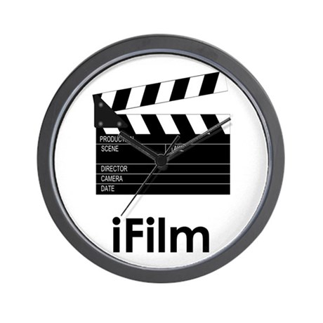 iFilm Wall Clock