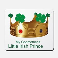 Irish Prince/Godmother Mousepad