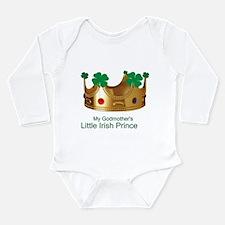 Irish Prince/Godmother Long Sleeve Infant Bodysuit