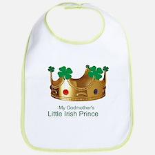 Irish Prince/Godmother Bib