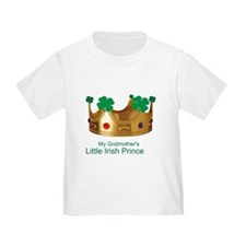 Irish Prince/Godmother T