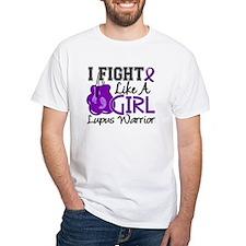 Fight Like A Girl Lupus Shirt