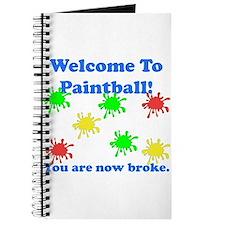 Paintball Broke Journal