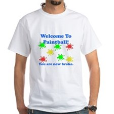 Paintball Broke Shirt