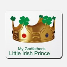 Irish Prince/Godfather Mousepad