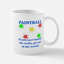Paintball Welts Mug