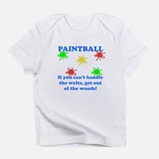 Paintball Welts Infant T-Shirt