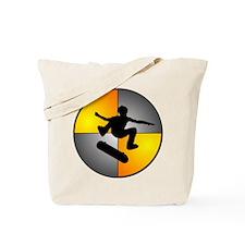 Skate Nuke Tote Bag