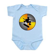 Skate Nuke Infant Bodysuit