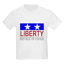 Republic of Canada T-Shirt