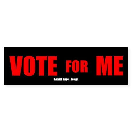 Vote for Me Sticker (Bumper 50 pk)