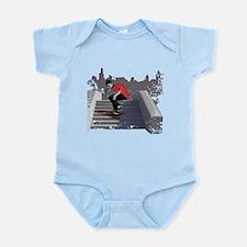 8 Stair Ollie Infant Bodysuit