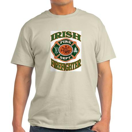 IRISH FIREFIGHTER Light T-Shirt