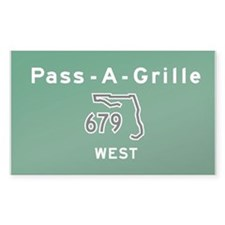 Pass A Grille 679 Decal