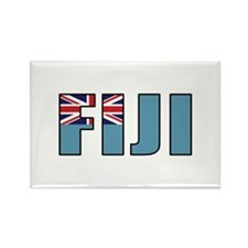 Fiji Rectangle Magnet