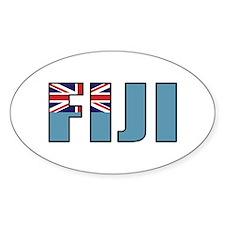 Fiji Decal