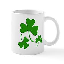 3 Shamrocks Mug
