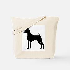 MinPin Silhouette Tote Bag