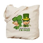 I'M IRISH Tote Bag