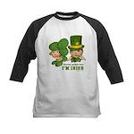 I'M IRISH Kids Baseball Jersey