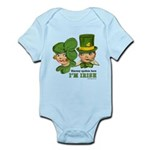 I'M IRISH Infant Bodysuit