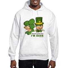 I'M IRISH Hoodie