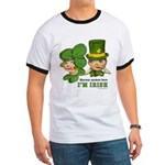 I'M IRISH Ringer T