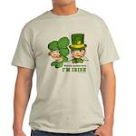 I'M IRISH Light T-Shirt