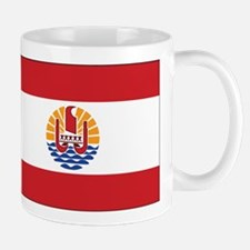 French Polynesia Flag Mug