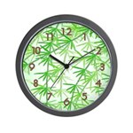 NATURE SERIES:  Nature Wall Clock