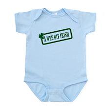 A Wee Bit Irish Infant Bodysuit