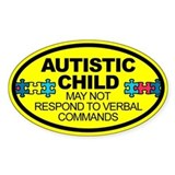 Autism stickers Stickers